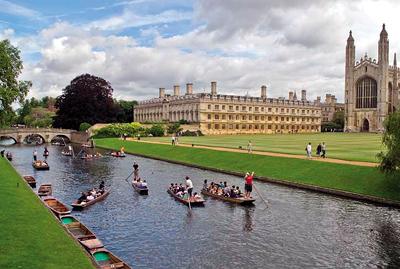 Voyage scolaire Cambridge