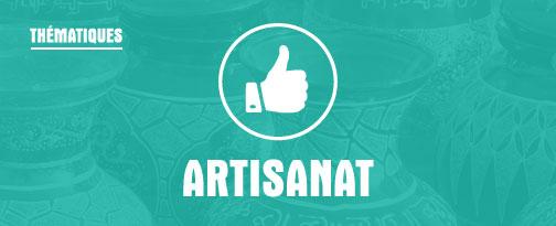 THEMATIQUE VOYAGES : Artisanat