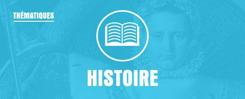 THEMATIQUE VOYAGES : Histoire