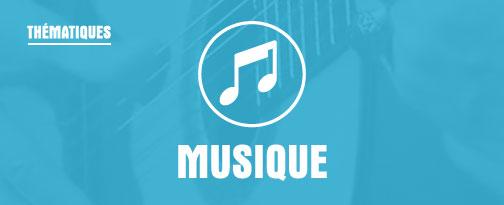 THEMATIQUE VOYAGES : Musique
