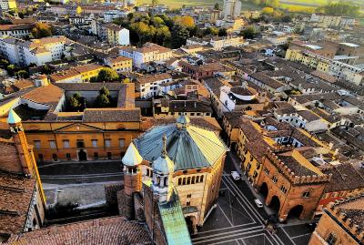 Voyage scolaire Milan Cremone Venise