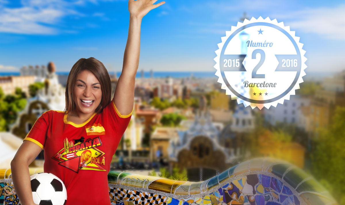 Voyages scolaires Espagne Barcelone