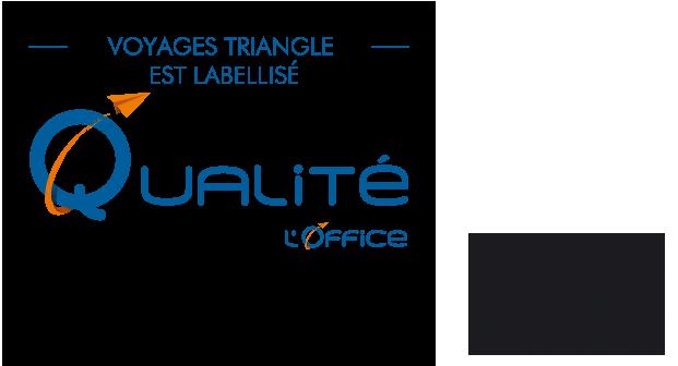 Voyages Scolaires TRIANGLE labéllisé par le Contrat Qualité de l'Office