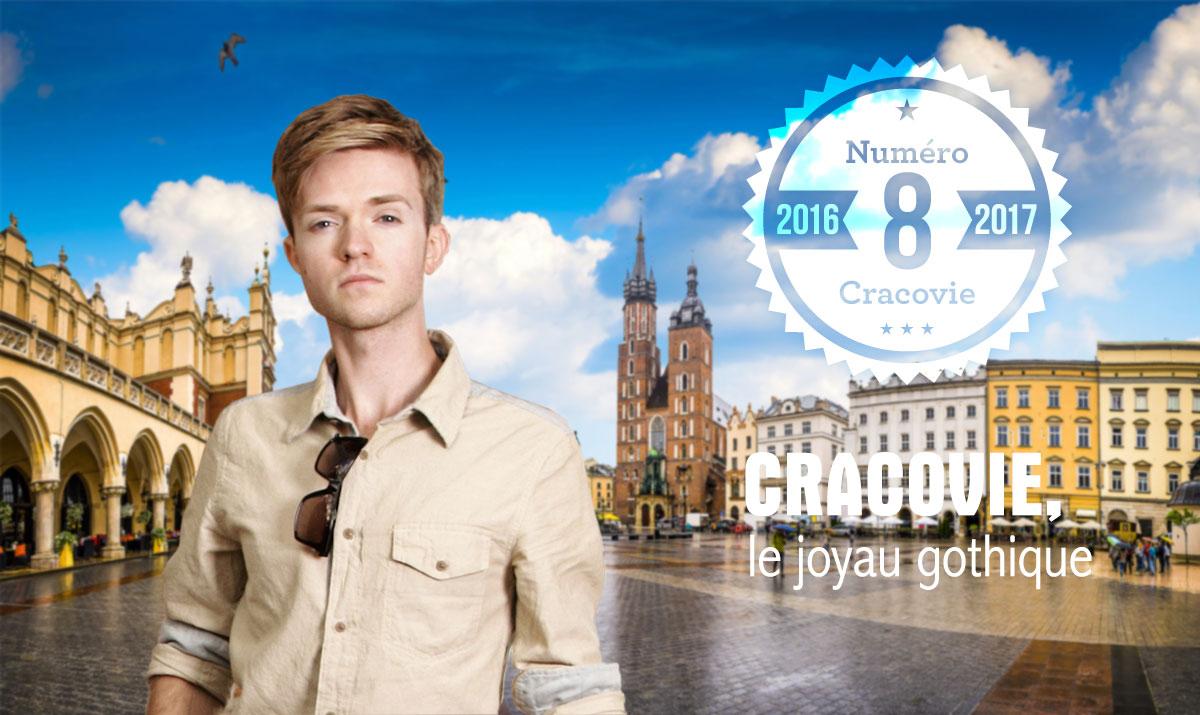 Voyages scolaires Cracovie