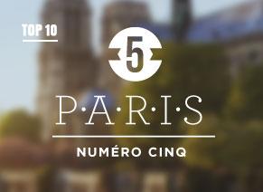 Top 5 Paris Voyages Scolaires Triangle