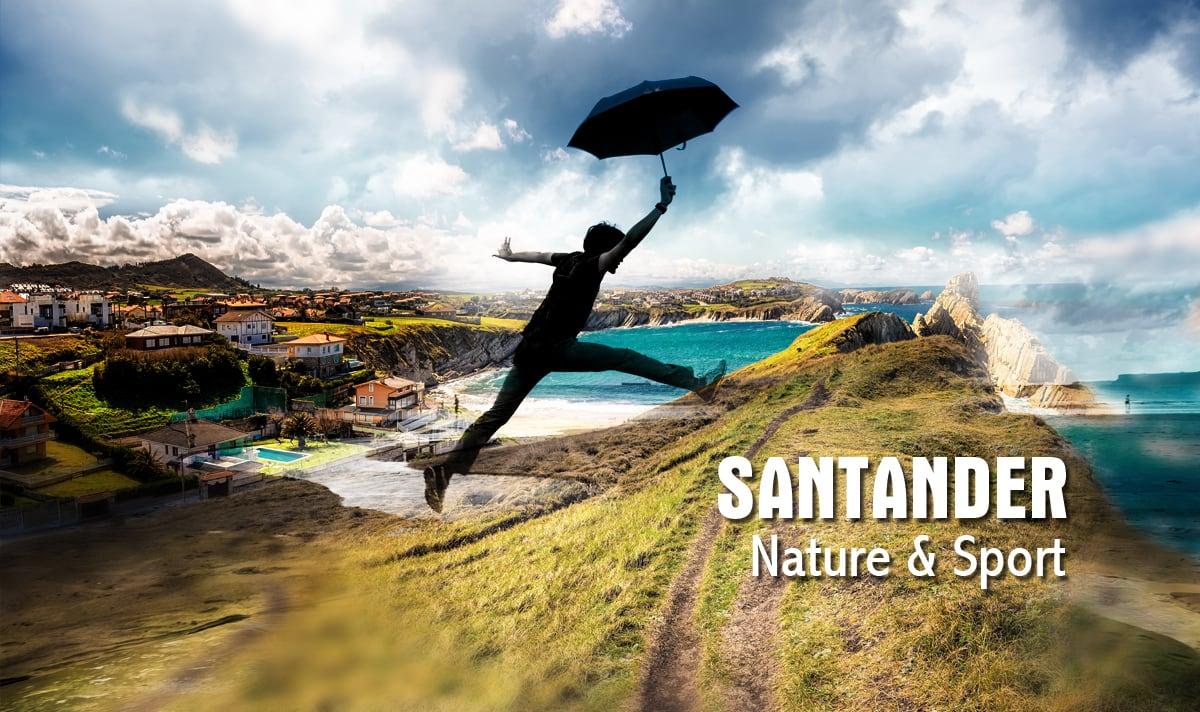 Santander, nature et sport
