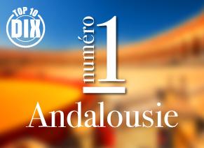 Top 1 Andalousie – Séville, Cordoue, Grenade à partir de 137€