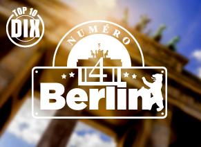 Top 4 Berlin – Renaissance d'une capitale à partir de 167 €