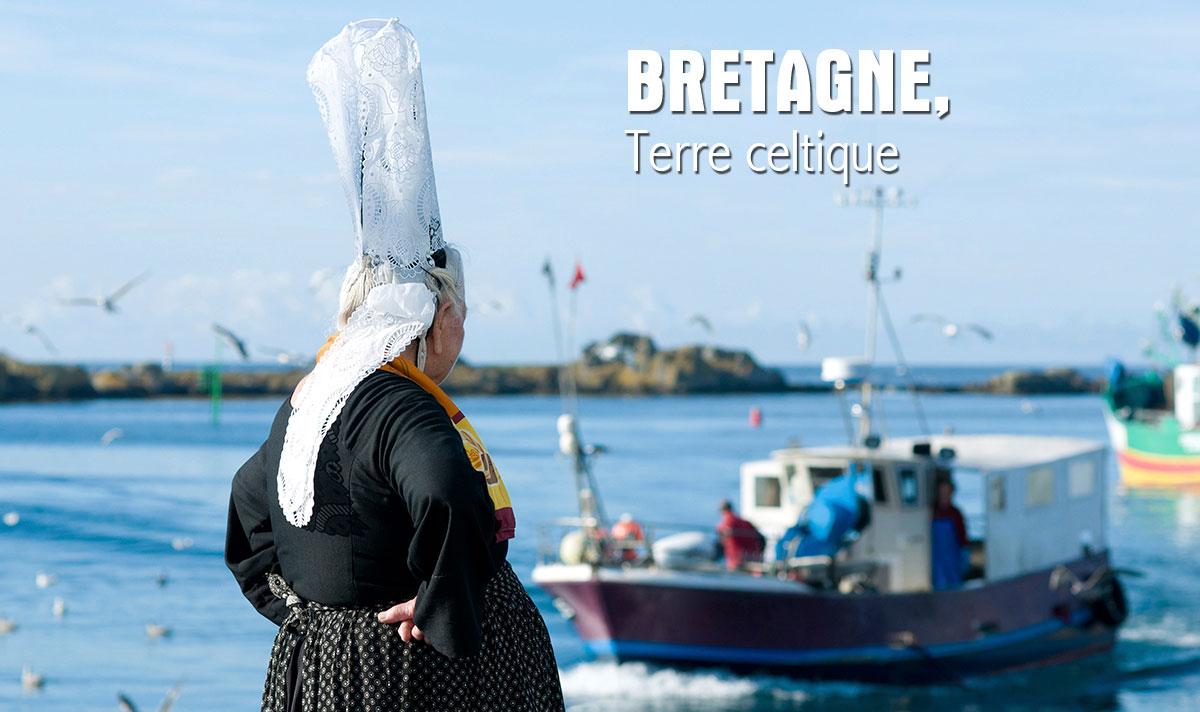 Bretagne, Terre celtique