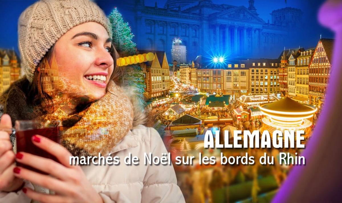 Allemagne, marché de Noël
