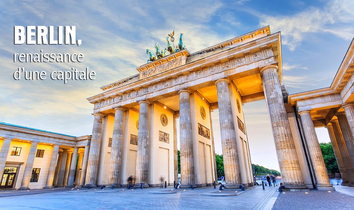 Berlin, renaissance d'une capitale