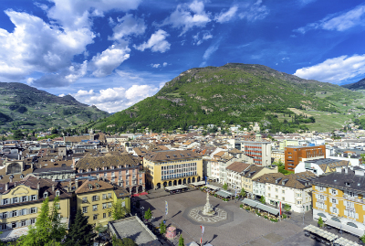 Voyage scolaire Tyrol du Sud