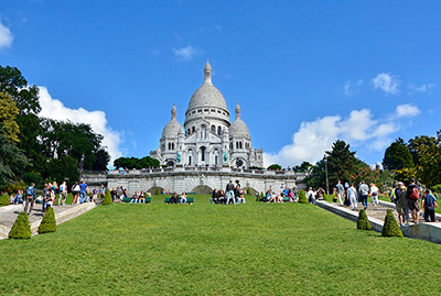 Voyage scolaire Paris